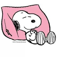 Snoopy weekend joy!