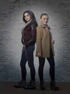 """ADVENTURES IN BABYSITTING - Disney Channel's original movie """"Adventures in Babysitting"""" stars Sofia Carson as Luci and Sabrina Carpenter as Jenny. (Disney Channel/Bob D'Amico)"""