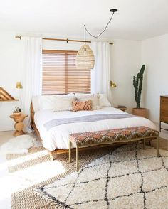 The Nighslee Cooling AirGel Mattress white bedroom idea boho bedroom bohemian bedroom design scandinavian bedroom nighslee memory foam mattress in Home Bedroom, Urban Outfiters Bedroom, Bedroom Design, Bohemian Bedroom Decor, Home Decor, Room Inspiration, Apartment Decor, Interior Design, Rustic Bedroom