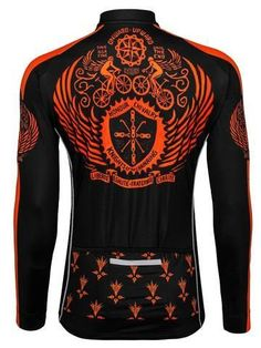 Hark, the Heraldic Cycling Jersey in bright Flandrian inspired colourings, will inspire you to perform great feats of cycling heroics. Free Shipping On All Orders! #cyclingshirt #cyclingoutfit