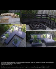 Easy pallet outdoor furniture diy pallet garden furniture images on favim diy outdoor pallet furniture designs diy pallet outdoor bar and stools the diy pallet Pallet Patio Furniture, Outdoor Furniture Sets, Outdoor Decor, Pallet Couch, Outdoor Pallet, Outdoor Seating, Pallet Seating, Furniture Ideas, Patio Seating