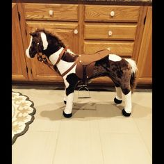 """Selling this """" Horse with sound effects"""" in my Poshmark closet! My username is: juneliam2. #shopmycloset #poshmark #fashion #shopping #style #forsale #Accessories"""