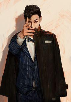 G Dragon Black, G Dragon Top, Bigbang Yg, Daesung, Top Choi Seung Hyun, Chuck Bass, How Big Is Baby, Big Baby, Fantastic Baby