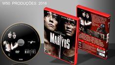 Martyrs - DVD 3 - ➨ Vitrine - Galeria De Capas - MundoNet | Capas & Labels Customizados