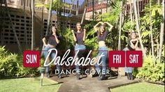 "Dal Shabet - ""Fri Sat Sun"" dance cover"