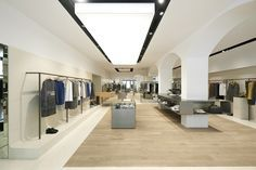 Peserico flagship store by C&P Architetti, Florence – Italy » Retail Design Blog
