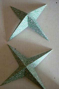 Cute Christmas stars