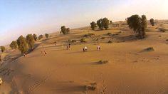 Best adventure ever! Desert safari experience in Dubai. Dubai Video, Desert Safari Dubai, Deserts, Country Roads, Adventure, Videos, Beach, Water, Outdoor