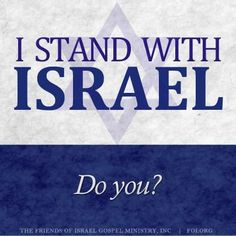 Daily in prayer, and with annual trips in support of my friends in Jerusalem and Tiberias.