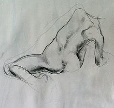 While clearing out my parents house last month I found two huge piles of figure drawings I did up north 10 years ago. I had almost thrown t...