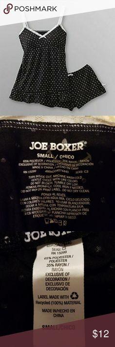 Joe Boxer Baby Dolls (S) Super soft and flowy Joe Boxer pj's. 65% Polyester 35% Rayon. Size small Joe Boxer Intimates & Sleepwear Pajamas