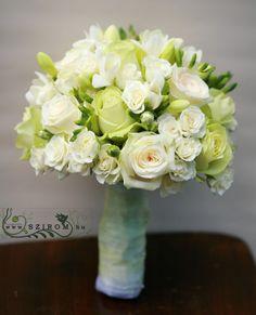 Esküvő menyasszonyi csokor - Szirom Bride Flowers, Bride Bouquets, Floral Bouquets, Summer Wedding Bouquets, Flower Bouquet Wedding, Floral Wedding, Flower Centerpieces, Flower Decorations, Wedding Decorations