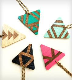 $13 Single Arrow Necklace | Jewelry Bracelets | Voz Collective | Scoutmob Shoppe | Product Detail