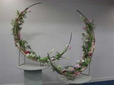 Image result for floral designs with circles