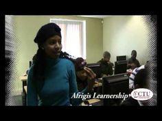 AFRIGIS Learnership@CTU