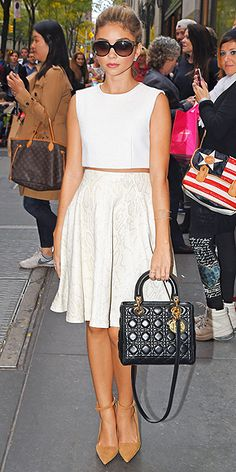 Love Her Outfit!