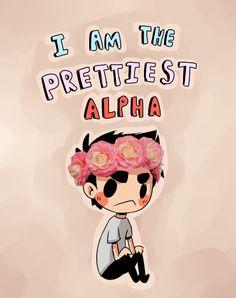 Prettiest Alpha by darndragon.deviantart.com on @DeviantArt