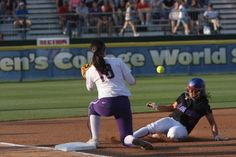 Buy your tickets to the NCAA Women's College World Series whenever Oklahoma plays host.