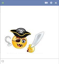Pirate for Facebook Chat