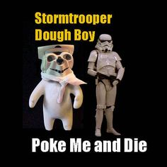 That turning a Stormtrooper upside down creates a villainous Pillsbury Doughboy. | 26 Things You Probably Never Noticed That Will Blow Your Mind