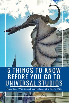 So much changed since I last visited! There were a few things I wish I had known before we went so check out my top 5 list of things to know before you go! Universal Studios Orlando, Florida, USA