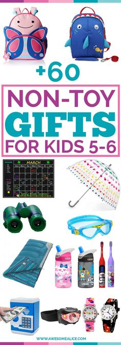 Non-Toy Gift Guide For Kids | Christmas Gifts For Five Year Olds | Perfect Christmas Gift For Six-Year-Olds | The Best Kids Gear | The Best Kids Products | Children's Christmas Gift Guide | The Best Kids Gift Guide | Holiday Gifts For Kids | #giftguide #kids #non-toys #musthaveproducts #bestproducts #ChristmasGifts #kidsbirthday #birthdaypresents | www.awesomealice.com