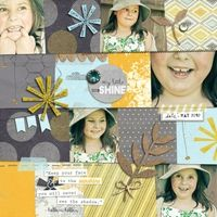 A Project by jennbarrette from our Scrapbooking Gallery originally submitted 06/14/12 at 03:20 PM