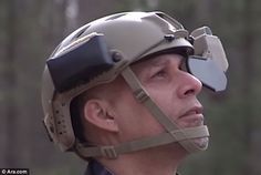Google glass for war: The US military funded smart helmet that can beam information to soldiers on the battlefield. Soldiers are set to get a Google Glass-like augmented reality system designed for the battlefield, called ARC4,
