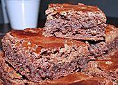 American Double Choc Brownies (Rezept mit Bild) von daWomb | Chefkoch.de