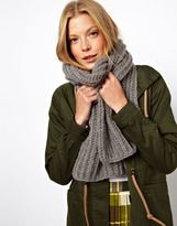 Find the best selection of ASOS Rib Knit Scarf. Shop today with free delivery and returns (Ts&Cs apply) with ASOS! Asos Online Shopping, Latest Fashion Clothes, Timeless Fashion, Rib Knit, Plaid Scarf, Personal Style, Women Wear, Style Inspiration, Knitting