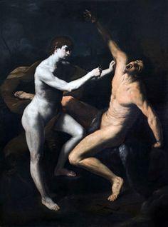 Guido Reni, Apollo e Marsia, cm 230x172