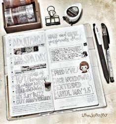#myhobonichilife #hobonichiweeks #CreativeNook #HobonichiUsersPH #iamjoanjay #iamJUANofakind Hobonichi, My Journal, Creative, Life
