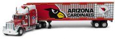 2005 NFL Tractor Trailer Diecast - Arizona Cardinals