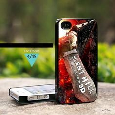 MQL0180 Silent Hill Pyramid Head Revelation 3D - For iPhone 4/4s Case, Hard Cover