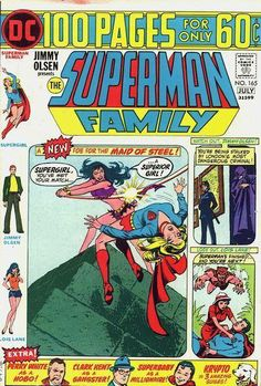 Superman #165, cover by Nick Cardy Follow us: http://twitter.com/comixcomixcomix Like us: http://comixcomixcomix.com
