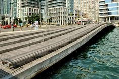 Gallery - Toronto Central Waterfront / West 8 and DTAH - 5