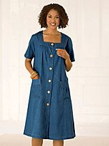 Vicki Wayne® Breezy Dress   Old Pueblo Traders