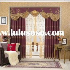 Curtains Ready Made, Bedroom Curtains, Home Decor, Decoration Home, Room Decor, Home Interior Design, Home Decoration, Interior Design