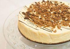 Pepernoten-cheesecake - Keuken♥Liefde