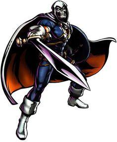 35938 - Ultimate Marvel vs. Capcom 3: Taskmaster