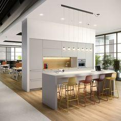 Open Office Design, Medical Office Design, Corporate Office Design, Office Interior Design, Office Interiors, Office Designs, Pantry Design, Kitchen Design, Commercial Office Design