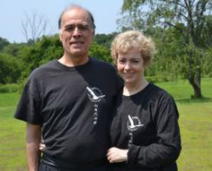 I've found two more teachers who practice this same philosophy and made me — the student — feel complete and welcomed: Sifus Kathy and David Crowe, founders and instructors of Berkshire Tai Chi in Stockbridge, MA.