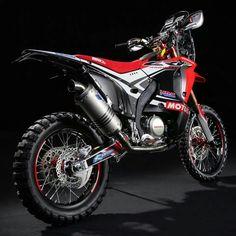 HONDA (Japan) CRF450 Rally Dakar 2013