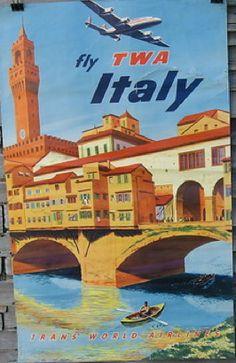 Italy - TWA