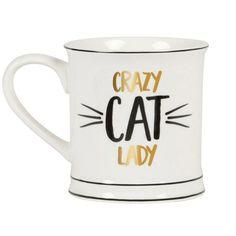 <p>En purrrfekt kopp för kattälskare!  Är du en lady som ...</p>