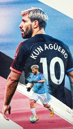 Zen, Kun Aguero, Eden Hazard, Old Trafford, Arsenal Fc, Manchester City, Premier League, Design Art, Soccer