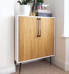DIY cabinet [IKEA hack] | FIRST SENSE