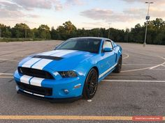2014 Ford Mustang Shelby GT500 Coupe 2-Door #ford #mustang #forsale #unitedstates