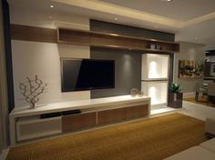 Tv Wall Units Contemporary And Stylish Tv Unit And Wall Cabinet Composition In, Wall Units Amazing Television Wall Units Marvellous Television, 18 Best Tv Wall Units With Led Lighting That You Must See, Tv Unit Furniture Design, Lcd Panel Design, Lcd Units, Tv Unit Decor, Modern Tv Wall Units, Living Room Tv Unit Designs, Muebles Living, Room Decor, Interior Design