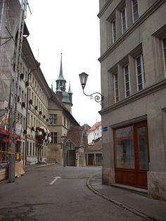 Fribourg 04 Street View, Switzerland